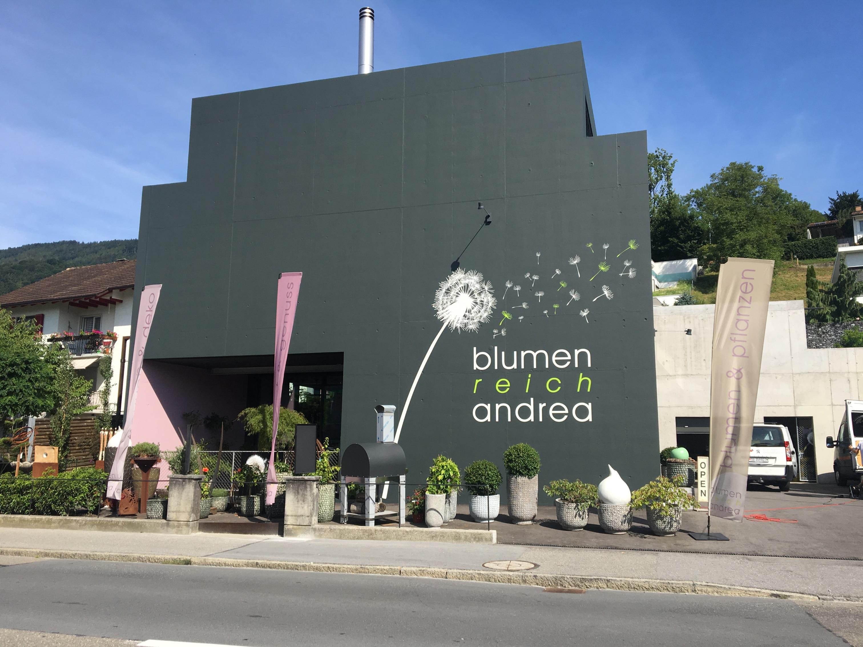 Blumenreich Andrea Gebäude