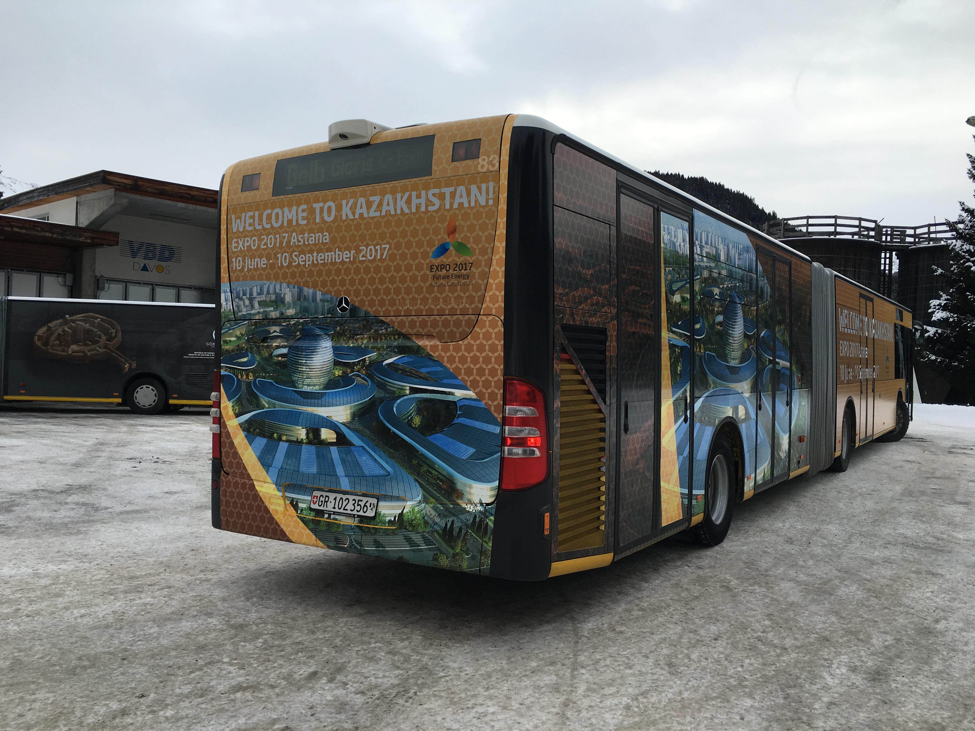 Wef Bus